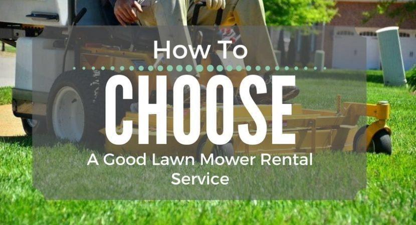 lawn-mower-rental