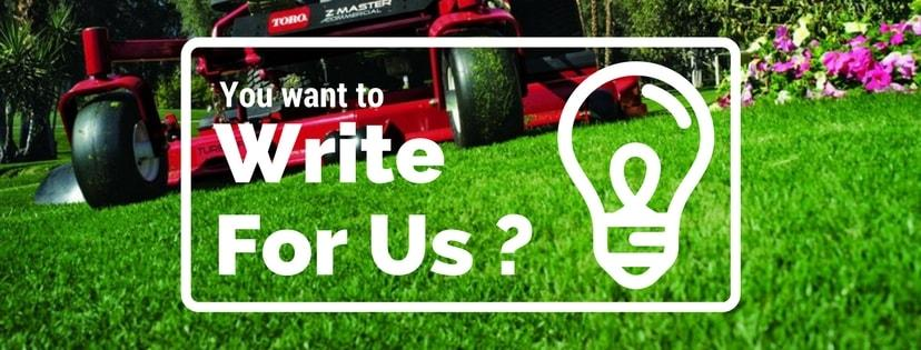 Gardening, Lawn Care and Pest Control - Write For Us